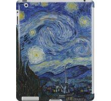 Starry Night (Vincent van Gogh) iPad Case/Skin