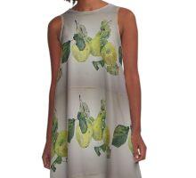Quince Harvest A-Line Dress