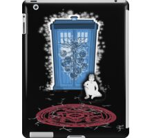 The truth gate - PERSPECTIVE iPad Case/Skin