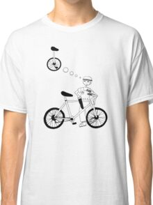 Kid just wants a unicycle Classic T-Shirt