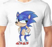 sonic the hedgehog Unisex T-Shirt