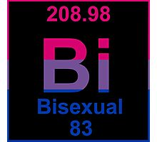 Bi Element Photographic Print