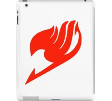 Fail Tail - Guild Emblem iPad Case/Skin