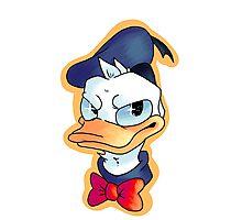 donald duck Photographic Print
