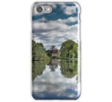 River Bure Wroxham to Coltishall iPhone Case/Skin