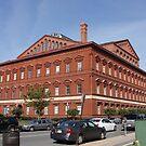 Washington DC : The National Building Museum by AnnDixon