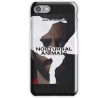 Nocturnal Animals characters Edward Sheffield  iPhone Case/Skin