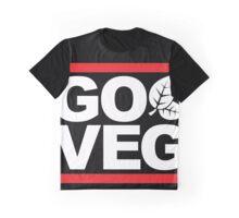 Go Veg! Graphic T-Shirt