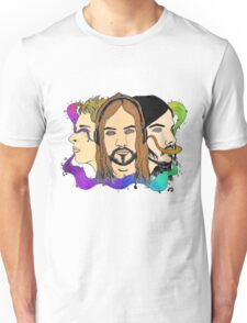 Tame Impala - Three Wise Australians (colored) Unisex T-Shirt