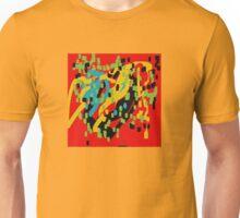 Abstract mural 2 Unisex T-Shirt