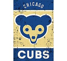 CUBS CHICAGO Photographic Print