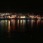 Lights of Juneau by Ron Finkel