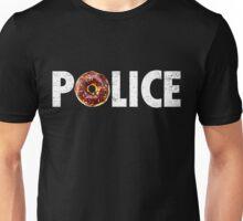 POLICE DONUT Unisex T-Shirt