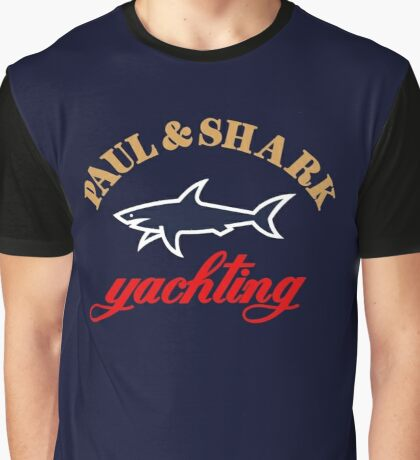 Paul & Shark Graphic T-Shirt