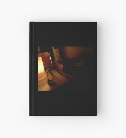 Late night muse Hardcover Journal