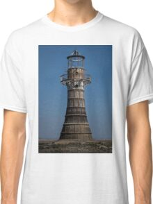 Whitford lighthouse Gower Classic T-Shirt