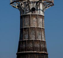 Whitford lighthouse Gower Sticker