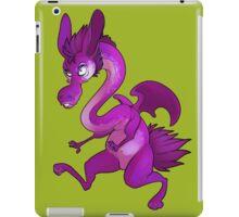 Silly Dragon iPad Case/Skin