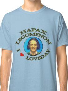 Hapax legomenon #2 Classic T-Shirt