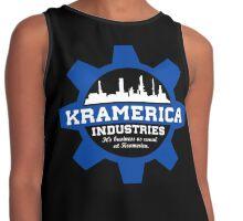 Kramerica Logo Contrast Tank