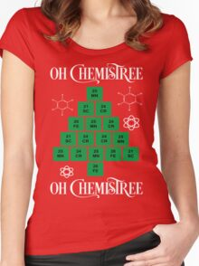 Oh Chemistree Women's Fitted Scoop T-Shirt