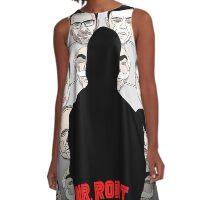 mr robot A-Line Dress