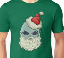 Alien Santa Unisex T-Shirt