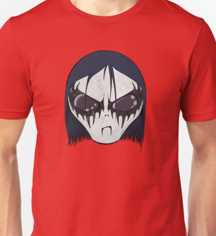 Alien Corpse Paint Unisex T-Shirt