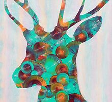 Deer One by Kellie Williams