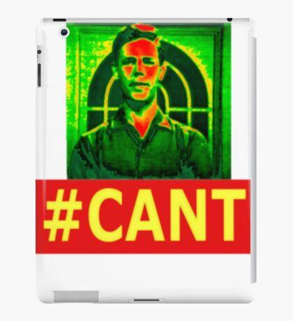 Hashtag Cant iPad Case/Skin