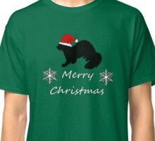 Christmas Ferret Classic T-Shirt