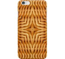 Wicker iPhone Case/Skin