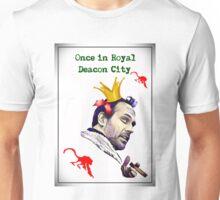12 monkey Deacon City Unisex T-Shirt