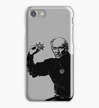 John Peter McAllister iPhone Case/Skin