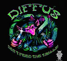 "Diffus ""Don´t Feed the Trolls! EP"" by Diffus"