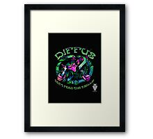 "Diffus ""Don´t Feed the Trolls! EP"" Framed Print"