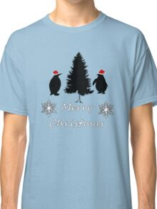 Christmas Penguins Classic T-Shirt