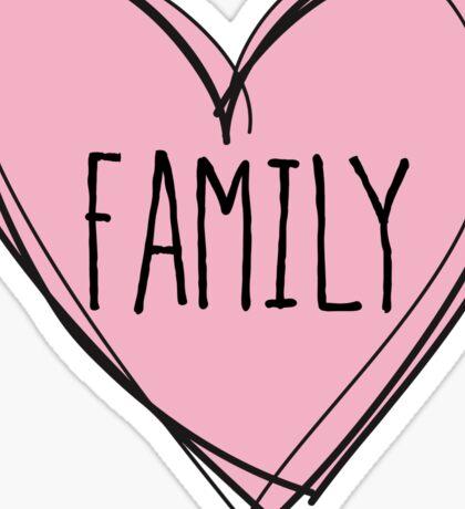 Family Sticker