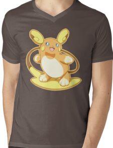 Pokemon - Alolan Raichu Mens V-Neck T-Shirt