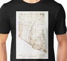 USGS TOPO Map California CA Newport Beach 296348 1932 31680 geo Unisex T-Shirt