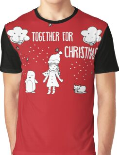 Together for Christmas Graphic T-Shirt