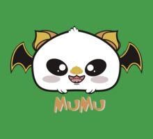 MuMu Bat by francis estanislao