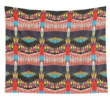 Knitty Gritty Wall Tapestry