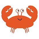 Crab by Mrdoodleillust