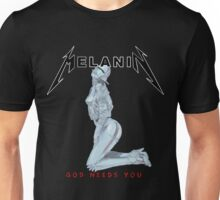 Melanin Unisex T-Shirt