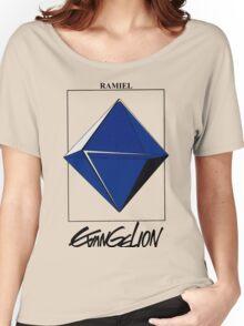 Neon Genesis Evangelion Ramiel Women's Relaxed Fit T-Shirt