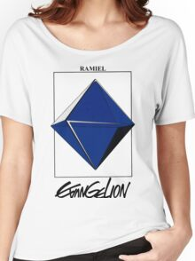 Neon Genesis Evangelion Ramiel Women's Relaxed Fit T-Shirt