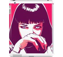Pulp Fiction - Mia Wallace iPad Case/Skin