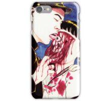 Suehiro Maruo Eye Licking iPhone Case/Skin