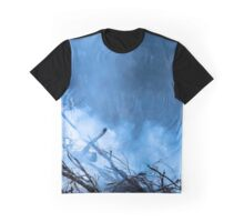 Smoke Vibes Graphic T-Shirt